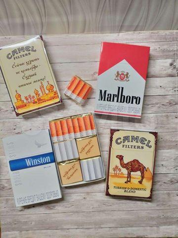 купить сигареты в подарок