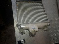Радиатор интеркулера toyota hilux 2013