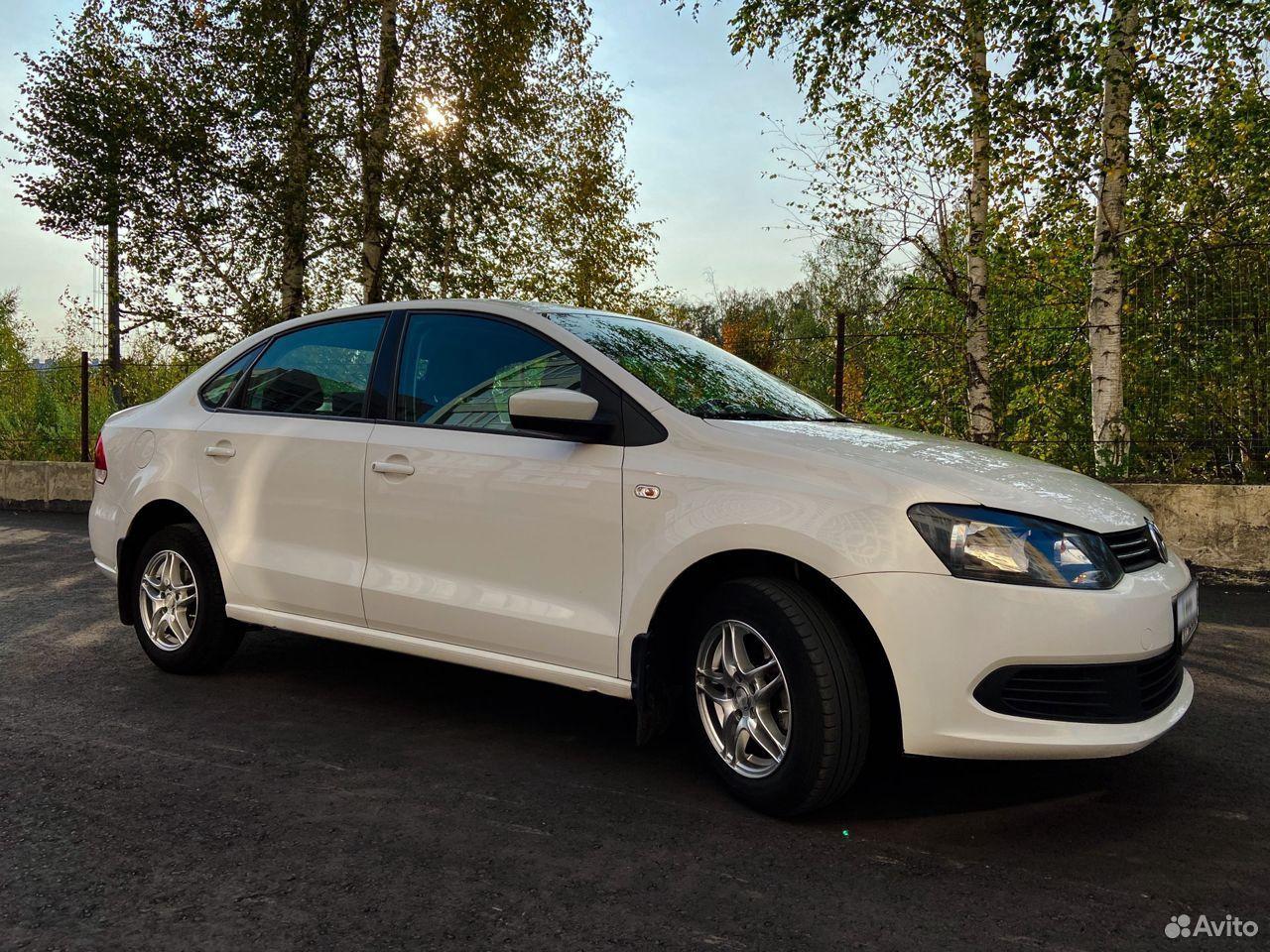 Volkswagen Polo, 2013  89656385813 купить 4