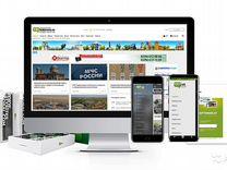 Городской сайт Ставрополя по франшизе CitySites