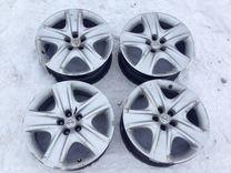Ориг Стальные Структурные диски R17 Opel J 5*105