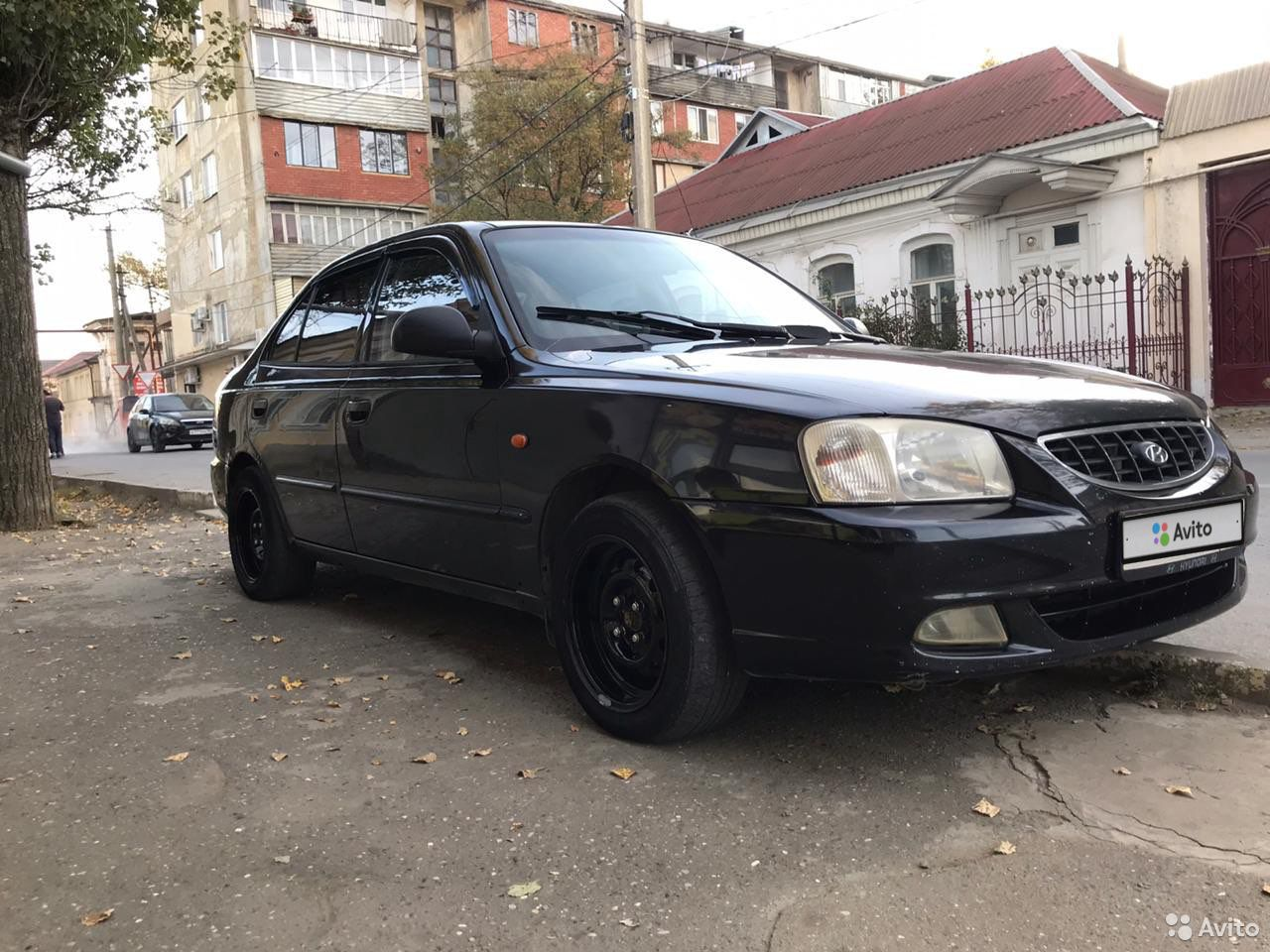 Hyundai Accent, 2004  89634115864 купить 3