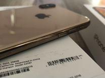 iPhone XS 256 золотой