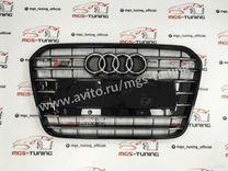 Решётка на Audi A6 11-14 S6 Дизайн 3