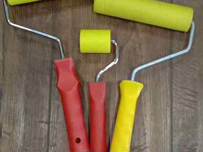 Резиновые валики для обоев