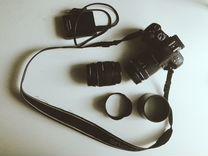Зеркальная фотокамера olympus e-420