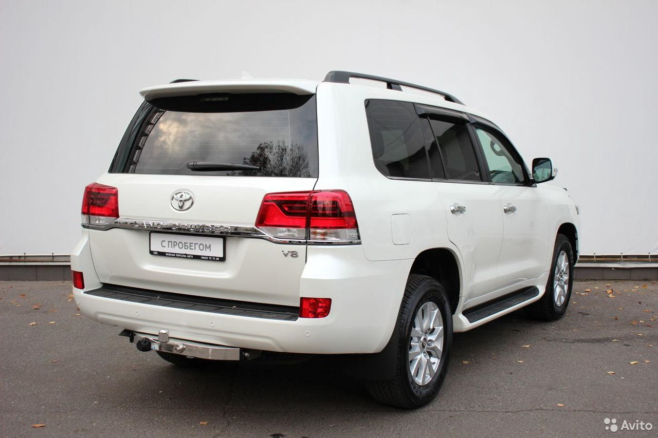 Toyota Land Cruiser, 2019  84822396411 купить 5