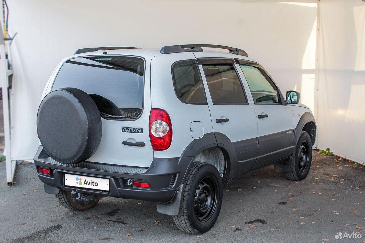 Chevrolet Niva, 2018  83412998008 купить 7