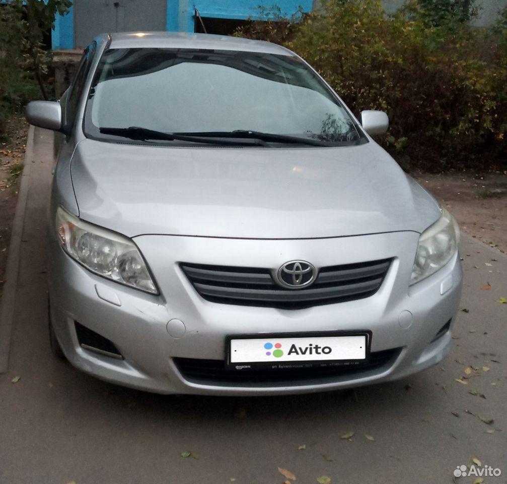 Toyota Corolla, 2010  89019227394 купить 5