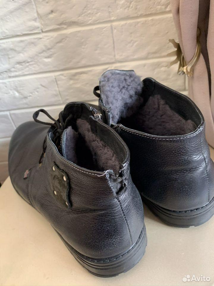 Ботинки мужские зимние 47 р  89224888908 купить 4