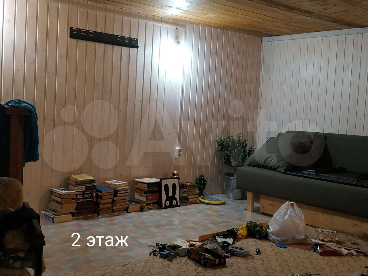 Дом 108 м² на участке 10 сот.  89068977751 купить 9