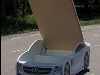 Кровать детская 3D
