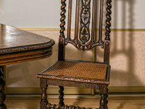 Гарнитур из массива дуба,столовый