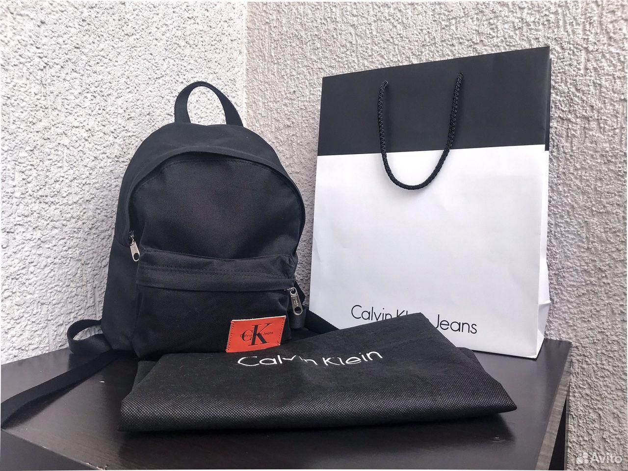 Рюкзак Calvin Klein Jeans  89021558387 купить 1
