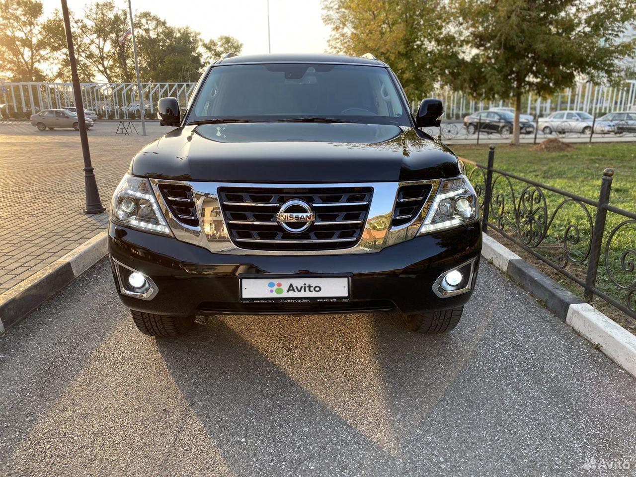 Nissan Patrol, 2013  89682755610 buy 6