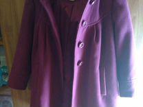 2 выпускных платья, пальто