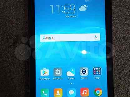 Планшет Huawei MediaPad T2 7.0 16гб 4G LTE